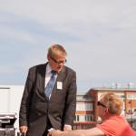 Otto-Ville Mikkelä ja Jukka Manner. Kuva Emilia Pippola