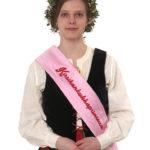 Suomen II kirsikankukkaprinsessa Elina Vanhatalo